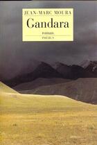 Couverture du livre « Gandara » de Jean-Marc Moura aux éditions Phebus