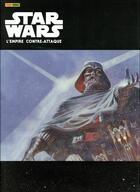 Couverture du livre « Star Wars - épisode V ; l'Empire contre-attaque » de Leigh Brackett et Archie Goodwin et Al Williamson aux éditions Panini