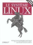 Couverture du livre « O'reilly systeme linux 5ed (5e édition) » de Dalheimer aux éditions O Reilly France