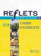 Couverture du livre « REFLET NIVEAU 2 » de Guy Capelle aux éditions Hachette Fle