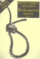 Couverture du livre « Redemption street » de Reed Farrel Coleman aux éditions Phebus