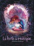Couverture du livre « La boîte à musique T.1 ; bienvenue à Pandorient » de Carbone et Gije aux éditions Dupuis