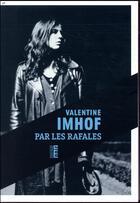 Couverture du livre « Par les rafales » de Valentine Imhof aux éditions Rouergue