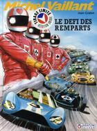 Couverture du livre « Michel Vaillant t.50 ; le défi des remparts » de Jean Graton aux éditions Graton
