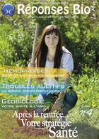 Couverture du livre « Réponses Bio, le mag t.4 » de Jean-Baptiste Loin aux éditions Terra Media