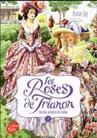 Couverture du livre « Les roses de Trianon T.1 ; Roselys, justicière de l'ombre » de Annie Jay aux éditions Hachette Jeunesse
