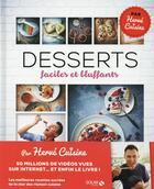 Couverture du livre « Desserts faciles et bluffants ; par Hervé Cuisine » de Herve Palmieri aux éditions Solar