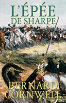 Couverture du livre « L'épée de Sharpe » de Bernard Cornwell aux éditions Nimrod