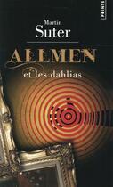 Couverture du livre « Allmen et les dahlias » de Martin Suter aux éditions Points