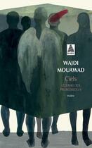 Couverture du livre « Ciels » de Wajdi Mouawad aux éditions Actes Sud
