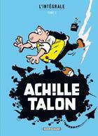 Couverture du livre « Achille Talon ; INTEGRALE VOL.3 » de Greg aux éditions Dargaud