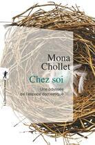 Couverture du livre « Chez soi ; une odyssée de l'espace domestique » de Mona Chollet aux éditions La Decouverte