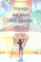 Couverture du livre « Voyage Au Pays Des Geants » de Etienne Pluvinage aux éditions Alban