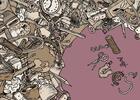 Couverture du livre « Trucs » de Augel aux éditions Le Moule A Gaufres