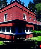 Couverture du livre « La maison contemporaine ; architectures situées » de Philippe Dufieux et Catherine Grandin-Morin aux éditions Caue Du Rhone