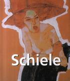 Couverture du livre « Schiele » de Esther Selsdon aux éditions Parkstone International