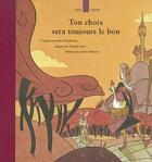 Couverture du livre « Ton choix sera toujours le bon » de Hans Christian Andersen aux éditions Epigones