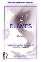 Couverture du livre « F...ames » de Alain Guillo aux éditions Les Points Sur Les I