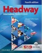 Couverture du livre « New headway ; student's book and itutor dvd-rom pack ; 4th edition intermediate » de Collectif aux éditions Oxford University Press