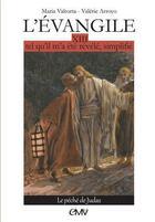 Couverture du livre « L'Evangile tel qu'il m'a été révélé, simplifié t.13 ; le péché de Judas » de Maria Valtorta et Valerie Arroyo aux éditions R.a. Image