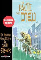 Couverture du livre « Un pacte avec Dieu » de Will Eisner aux éditions Delcourt