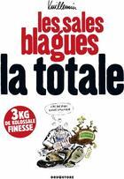 Couverture du livre « Les sales blagues ; la totale » de Vuillemin aux éditions Glenat
