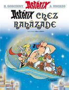 Couverture du livre « Astérix t.28 ; Astérix chez Rahazade » de Rene Goscinny et Albert Uderzo aux éditions Albert Rene