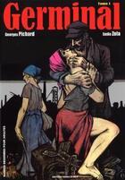 Couverture du livre « Germinal t.1 » de Pichard aux éditions Rebecca Rils