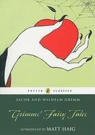 Couverture du livre « Grimms'Fairy Tales (Puffin Classics Relaunch) » de Jacob Grimm et Wilhelm Grimm aux éditions Children Pbs