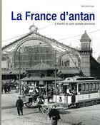 Couverture du livre « La France d'antan » de Sarah Finger aux éditions Herve Chopin