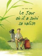 Couverture du livre « Le jour où... T.4 ; il a suivi sa valise » de Marko et Beka aux éditions Bamboo
