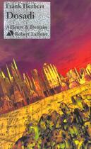 Couverture du livre « Dosadi - ne » de Frank Herbert aux éditions Robert Laffont