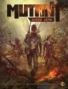 Couverture du livre « Mutant : Année Zéro ; Livre De Base » de Tomas Harenstam aux éditions Sans Detour