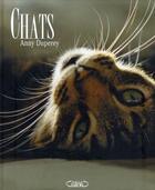 Couverture du livre « Chats » de Anny Duperey aux éditions Michel Lafon