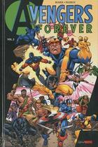 Couverture du livre « Avengers forever t.2 » de R Stern et Pacheco et Kurt Busiek aux éditions Panini