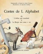 Couverture du livre « Contes De L'Alphabet T 2 (I-P) » de Saint Chamas/Greban aux éditions Jasmin