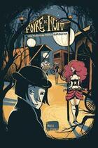 Couverture du livre « La foire de nuit » de Maria Surducan aux éditions Le Moule A Gaufres