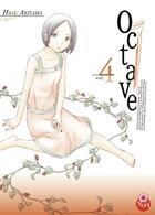Couverture du livre « Octave T.4 » de Haru Akiyama aux éditions Taifu Comics