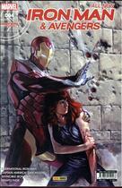 Couverture du livre « All-new Iron Man & Avengers N.4 » de All-New Iron Man & Avengers aux éditions Panini Comics Fascicules