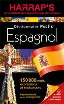 Couverture du livre « Harraps poche espagnol » de Collectif aux éditions Harrap's