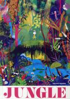 Couverture du livre « Jungle » de Vincent Pianina aux éditions Gallimard-jeunesse