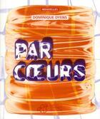 Couverture du livre « Par coeur » de Dominique Dyens aux éditions Thierry Magnier
