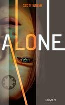 Couverture du livre « Alone » de Scott Sigler aux éditions Lumen
