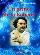 Couverture du livre « Un prince de la Bohême » de Honoré De Balzac aux éditions Thriller Editions