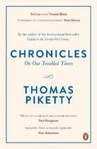 Couverture du livre « Chronicles » de Thomas Piketty aux éditions Adult Pbs