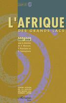 Couverture du livre « L'Afrique des grands lacs ; annuaire (2007-2008) » de Stefaan Marysse et Stef Vandeginste et Filip Reyntjens aux éditions L'harmattan
