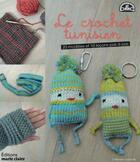 Couverture du livre « Le crochet tunisien » de Catherine Guidicelli aux éditions Marie-claire