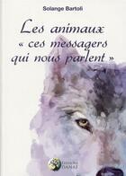 Couverture du livre « Les animaux ;