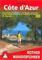 Couverture du livre « Côte d'Azur » de D.Anker aux éditions Rother