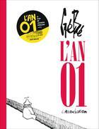 Couverture du livre « L'an 01 » de Gebe aux éditions L'association